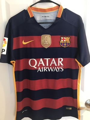 Nike FCB Neymar Jr Soccer Jersey for Sale in Dublin, OH