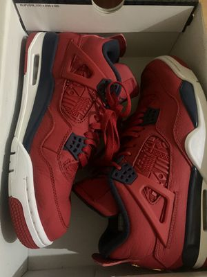 Jordan retro 4 red used for Sale in San Diego, CA