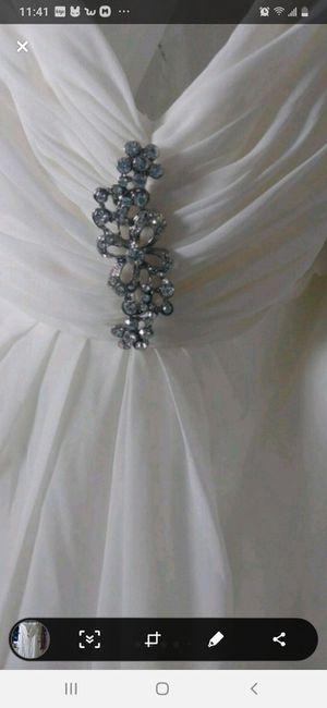 David's Bridal wedding dress for Sale in Bristol, TN