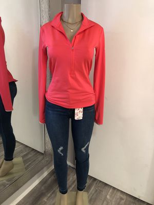 Bright Pink Nike Work Out Sweater Size Small for Sale in Anaheim, CA
