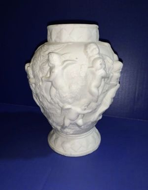 Angels White Ceramic Vase for Sale in Salt Lake City, UT