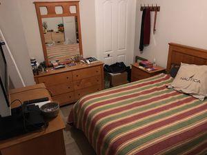 Bedroom Set (6 piece) for Sale in West Springfield, VA