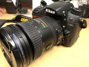 Nikon D7000 for Sale in Vancouver, WA
