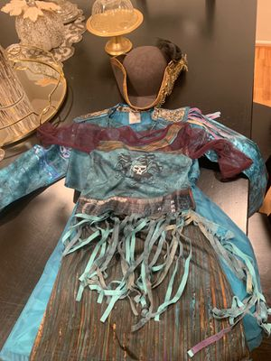 Used once! Uma from the Descendants costume for Sale in La Puente, CA