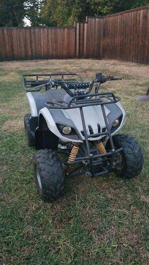 4 wheeler cuatrimoto for Sale in Dallas, TX