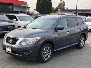 2013 Nissan Pathfinder SV, Titulo Limpio, clean title, 7 passengers, 3.5L V6 260HP, Miles 131k, EXCELLENT FOR THE FAMILY ⚠️ FINANCE AVAILABLE ⚠️ for Sale in Long Beach, CA