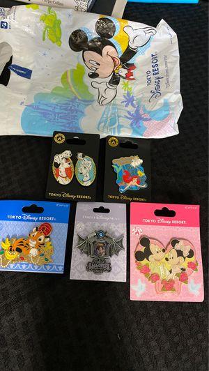 Tokyo Disney trading pins for Sale in Phoenix, AZ
