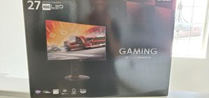 """Brand New! 27"""" 144hz Acer Gaming Monitor for Sale in Fate, TX"""