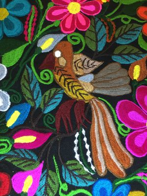 Sturdy Embroidered Handmade Tote Bag - Bolsa Bordada for Sale in Chicago, IL