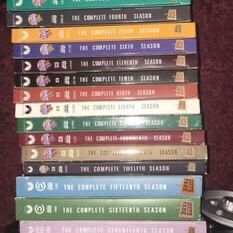 South Park Seasons 1-17 for Sale in Delevan, NY