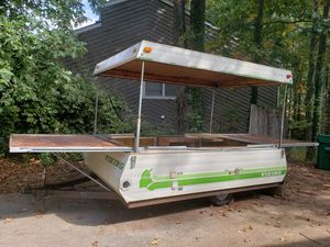 Viking Camper Shell for Sale in Stone Mountain, GA