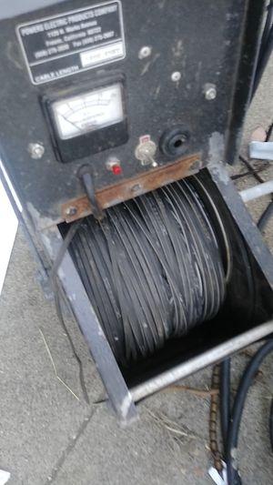 Es un cable creo que para algo del mar for Sale in Santa Clara, CA