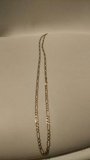 Solid 10k gold chain for Sale in Yuma, AZ