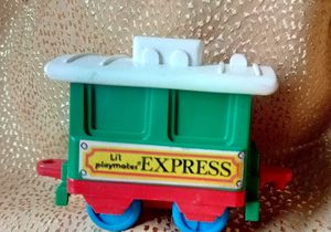 Li'l Playmates Express vintage toy train piece for Sale in Tallahassee, FL