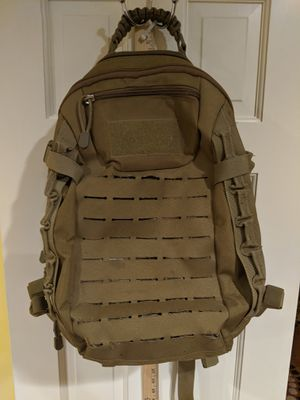 Tactical Backpack Army Military Daypack Hiking Trekking Camping for Sale in Seattle, WA
