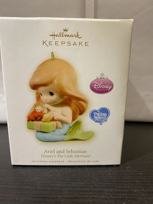 Ariel and Sebastian Precious Moments by Hallmark to for Sale in Millbrae, CA