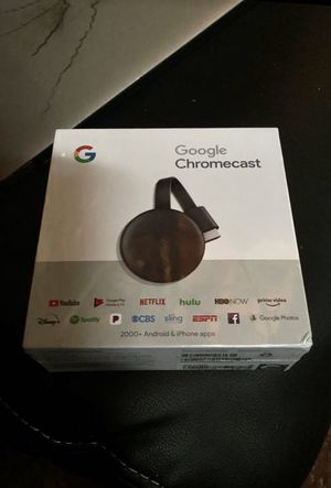 Google Chromecast for Sale in Escondido, CA