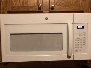 Over range microwave for Sale in Wake Forest, NC