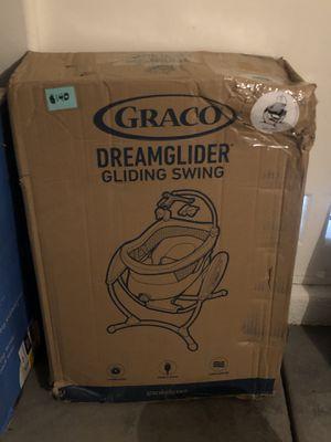 Graco gliding swing for Sale in Las Vegas, NV