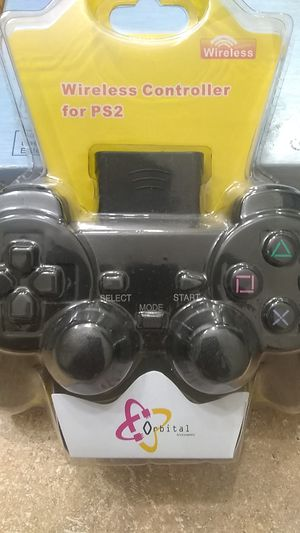 PS2 WIRELESS CONTROLLERS!!! for Sale in Long Beach, CA