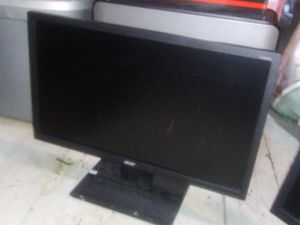 4 Dell and Acer computer monitors $40. each with power cord for Sale in Rochester, NY