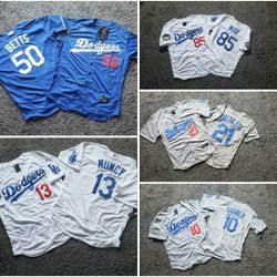Dodgers Jersey for Sale in Mount Baldy,  CA