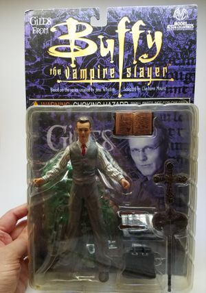 Buffy the Vampire Slayer: Rupert Giles Action Figure by Moore Action Collectibles for Sale in Phoenix, AZ