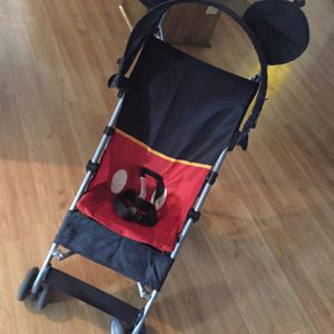 Baby Stroller Mickey Mouse for Sale in Phoenix, AZ