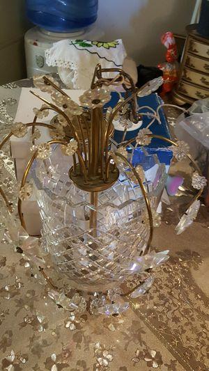 lampara de de cristal for Sale in Los Angeles, CA