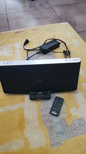 Sony RDP-X200iP Speaker Dock for Sale in Troy, Bell