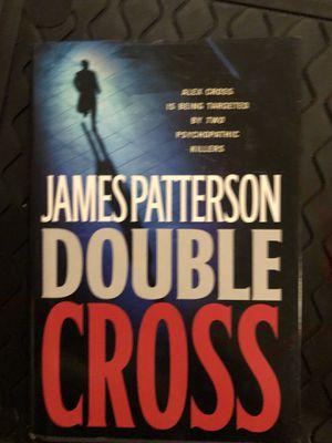 James Patterson Double Cross for Sale in Carol Stream, IL