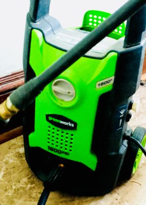GreenWorks Pressure Washer for Sale in Cleveland, OH