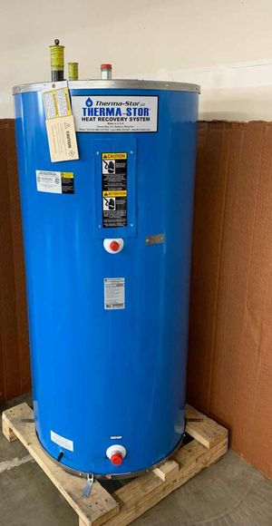 BRAND NEW THERMA-STOR WATER HEATER WITH WARRANTY 114 gallons 9L for Sale in Fort Worth, TX