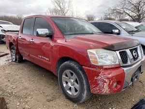 Nissan Titan Parts for Sale in Dallas, TX