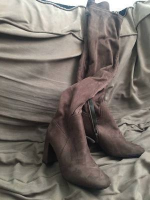 High thigh Boots for Sale in Roseville, MI