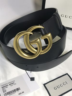 Gucci Brass GG Belt 1.5 Inch! XMAS SALE!! for Sale in Queens, NY