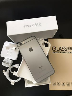 IPHONE 6S UNLOCKED FOR ANY CARRIER COMPANY & WORLDWIDE 128GB for Sale in Rosemead, CA
