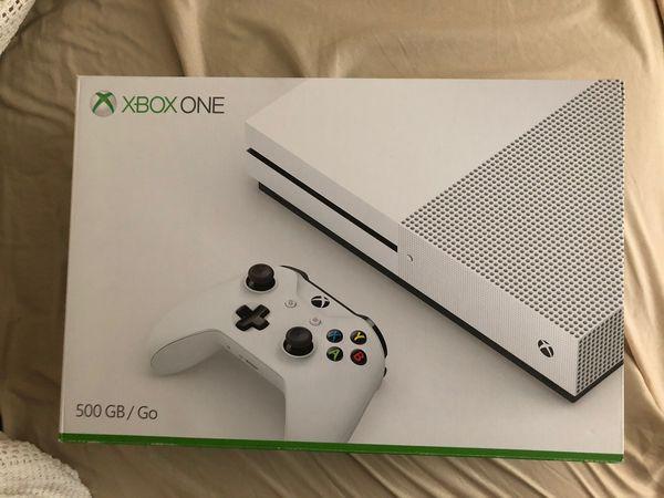 Xbox one s (500GB)