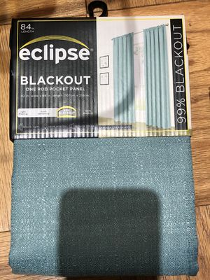 Eclipse Blackout Curtain 42 IN. X 84 IN. for Sale in Silver Spring, MD