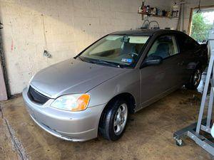 2003 Honda civic lx for Sale in Trenton, NJ