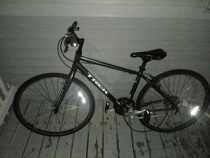 Trek bike good condition only got to tighten chain for Sale in Boston, MA