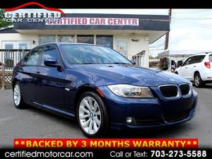 2011 BMW 3 Series for Sale in Fairfax, VA