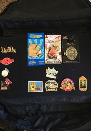 Disney pin lot for Sale in Covina, CA