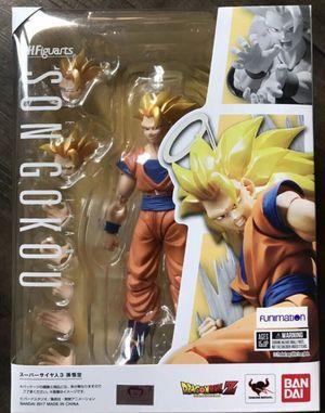 Dragon ball z sh figuarts super saiyan 3 goku figure for Sale in Santa Ana, CA