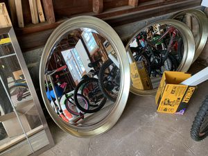 Large wall mirror for Sale in Edison, NJ