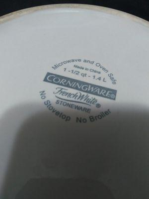 "Corningware dish ""6 for Sale in Fountain Valley, CA"