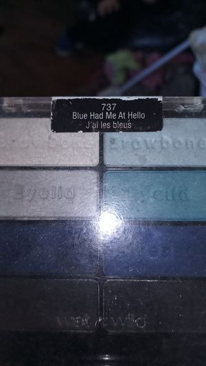 Wet and wild coloricon pallette (brand-new) for Sale in Pomona, CA