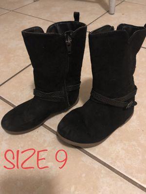Toddler Girl Boots for Sale in DeLand, FL