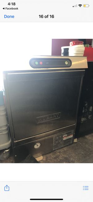 Horbart Commercial Dishwasher for Sale in Saratoga, CA