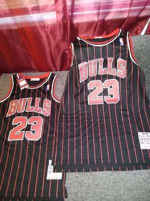 Mitchell & Ness Michael Jordan (Hardwood Classic) Chicago Bulls Jersey Brand New! ($85 lowest) for Sale in Dallas, TX